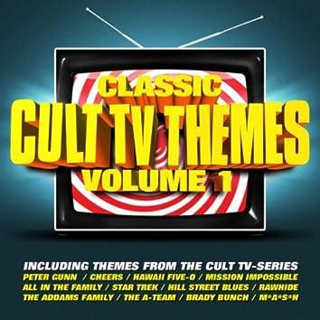 Classic Cult TV Themes Vol. 1