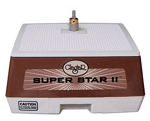 Glass with Vicki Payne Glass Grinder - Glastar SuperStar II Grinder