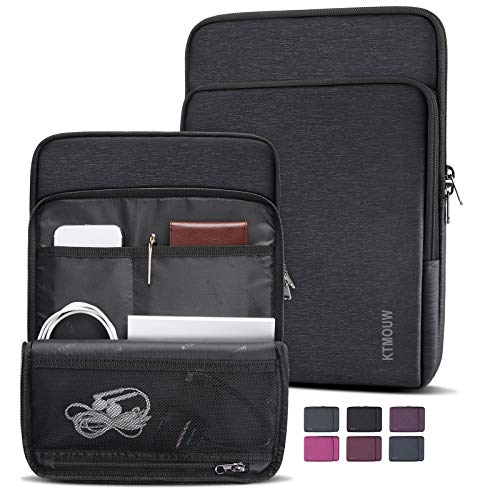 KTMOUW Funda Portatil 15-15,6 Pulgada Impermeable Funda Ordenador Notebook Tableta Maletin de Bolsa para MacBook Pro/ ASUS/HP/DELL/Lenovo/Acer