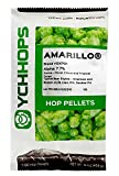 Learn To Brew LLC  Amarillo Hop Pellets for Home Brewing 1 lb.