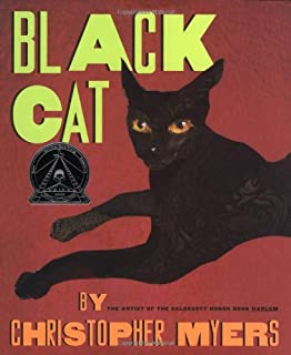 christopher myers black cat