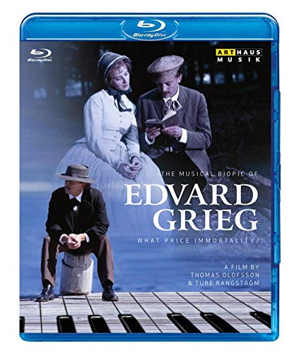 The Musical Biopic of Edvard Grieg [Blu-ray]
