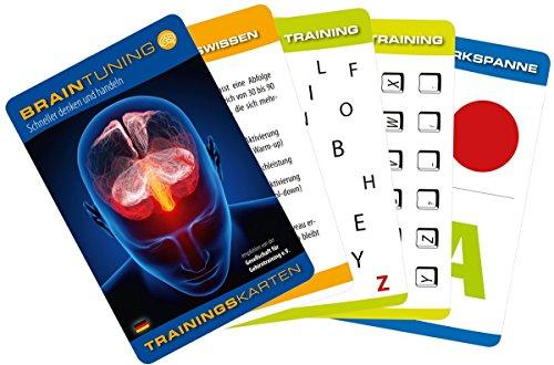 Stop! Fitness Braintuning - Gehirn Training, Gehirnjogging und Gedächtnistraining für jeden Tag, überall einsetzbar