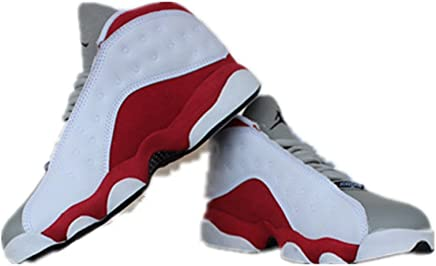 pretty nice ad8c9 adf48 N1KE Mens Air Jordan 13 Grey Toe Retro AJ13 Basketball shoes Size 10