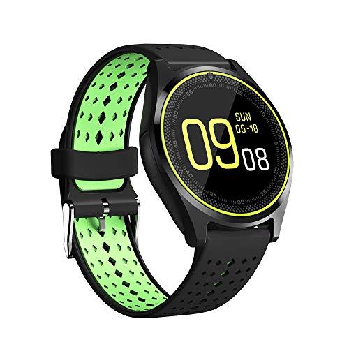 ZNSBH Smart Horloges Fitness Tracker Horloge Activiteit Trackers Stappenteller Stappenteller waterdicht Voor Man Vrouwen, SIM-kaart voor Mannen Vrouwen Kinderen