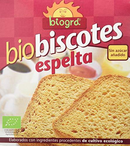 Biográ Biscotes Bio Espelta 270g Sin Azucar