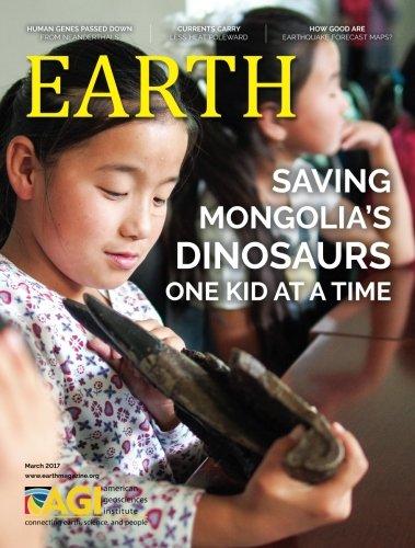 EARTH Magazine: March 2017