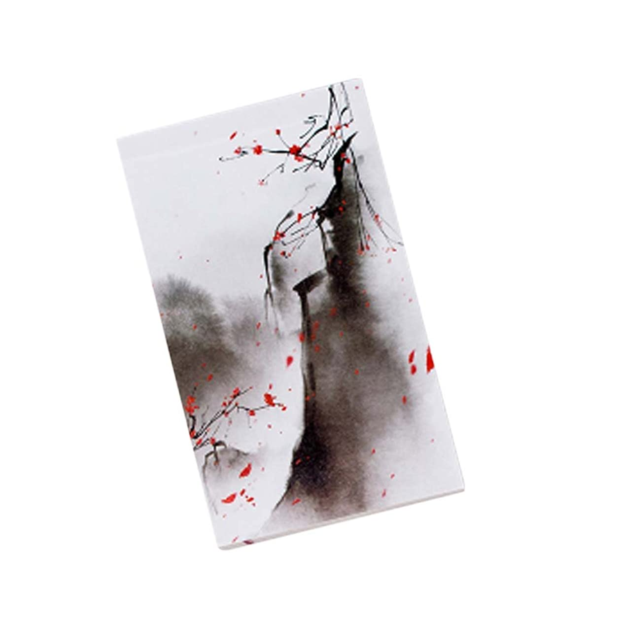 レトロクリエイティブミニノートパソコンのポータブル中国のスタイルのメモ帳の手帳_A10