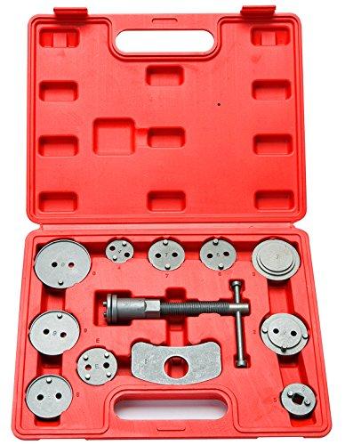 8MILELAKE Disc Brake Caliper Wind Back Tool Kit (12PC)