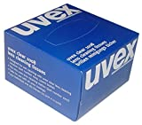 uvex Clear Lens Cleaning Tissues 450s