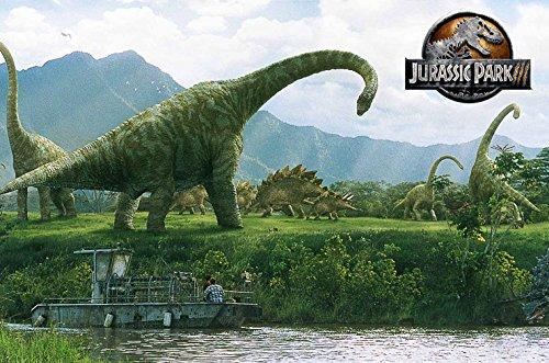 Jurassic Park 3 (4K Ultra HD) (+ Blu-ray)