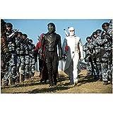 G.I. Joe: Retaliation Byung-hun Lee as Storm Shadow and Luke Bracey as Cobra Commander Walking Tall 8 x 10 Inch Photo