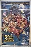Star Wars Caravan of Courage The Ewok Adventure Original Poster 27x40