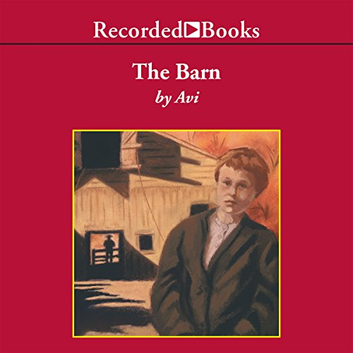 The Barn audiobook cover art