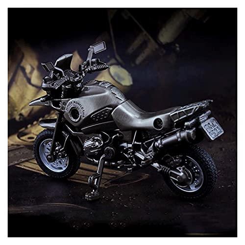DEALBUHK PUBG Modelo Motorycle Metal Material Decoración del Juego