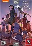 Die Legende von Korra (Die Ruinen des Imperiums). Puzzle 500 Teile