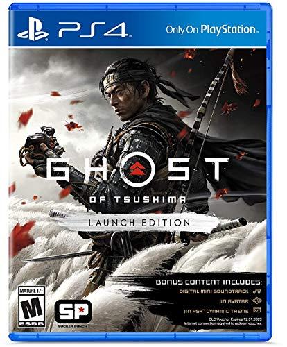 GhostofTsushimaLaunchEdition(輸入版:北米)-PS4