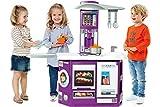 Cocina Infantil Molto Cook'n Play Nueva Edición - Morada + Complementos (Morada)