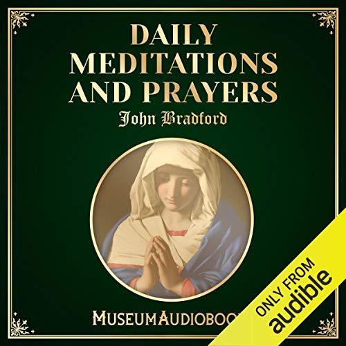 Daily Meditations and Prayers Titelbild