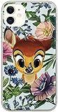 Original & Offiziell Lizenziertes Disney Bambi Handyhülle für iPhone 11, Hülle, Hülle, Cover aus Kunststoff TPU-Silikon, schützt vor Stößen & Kratzern