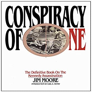 Conspiracy of One cover art