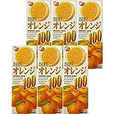 オレンジ100 1000X6