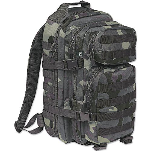 Brandit US Cooper Rucksack medium darkcamo Gr. OS Art. 8007-4-OS