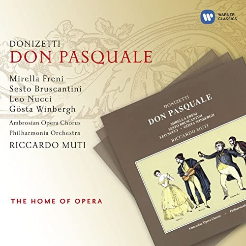 Riccardo Muti/Mirella Freni/Sesto Bruscantini/Leo Nucci/Gösta Winbergh