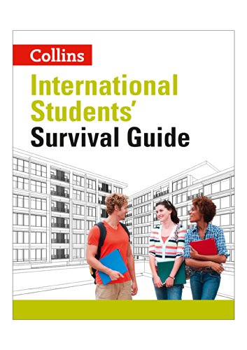 International Students' Survival Guide (English Edition)