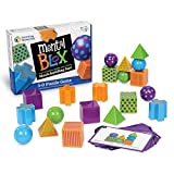 Stack, pattern and match the multicolor shapes, but don't be fooled by these endlessly enjoyable blocks mean brain-boosting business Mental Blox help children practice following verbal instructions, asking questions and build critical thinking skills...