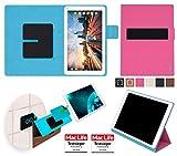 reboon Hülle für Archos 101 Helium 4G Tasche Cover Case Bumper   in Pink   Testsieger