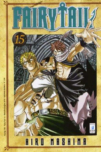 Fairy Tail (Vol. 15)