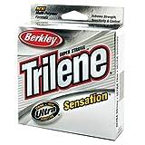 Berkley Trilene Sensation Monofilament Fishing Line , Clear, 2lb - 330yd