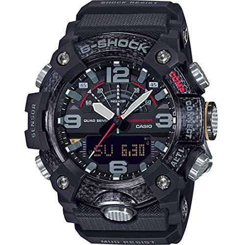 G-Shock by Casio Men's Analog-Digital GGB100-1A Watch Black