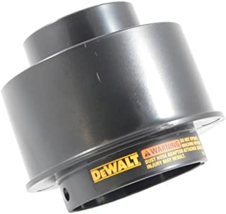 dewalt 735 dust hose adapter