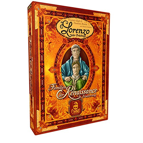 Cranio Creations CRCD0013 Lorenzo der Prächtige-Familien der Renaissance