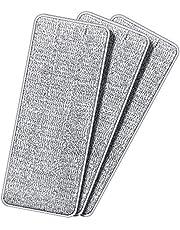モップ スプレー フロアモップ 交換用パッド 4枚付き 向上噴水可能 窓ガラス用 スクイジー ガラスワイパー付き 450ml大容量 フロアワイパー 360°回転 水拭きモップ 片手操作 丸洗い 日本語説明書付き