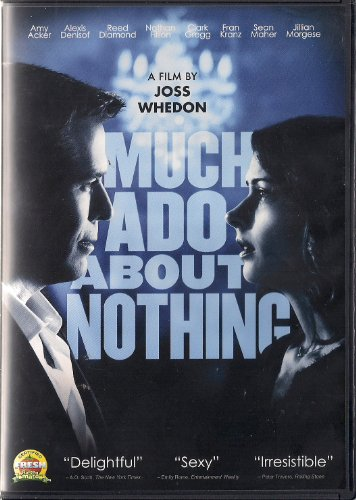 Much Ado About Nothing (Dvd,2013)