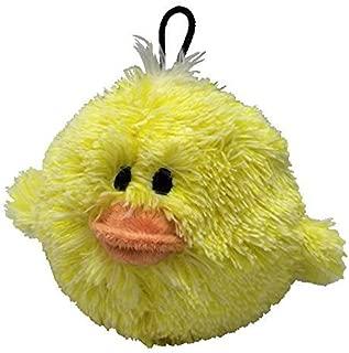 Petlou D.O.G'z EZ Ball Squeaky Dog Plush Toy Durable Squeaks Floats