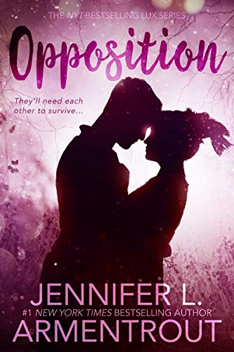 Opposition (A Lux Novel Book 5) (English Edition)