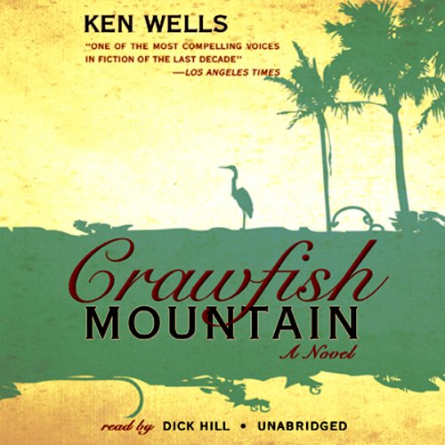 Crawfish Mountain  audiobook cover art