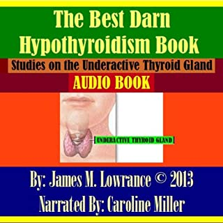 The Best Darn Hypothyroidism Book! cover art