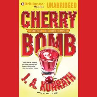 Cherry Bomb audiobook cover art