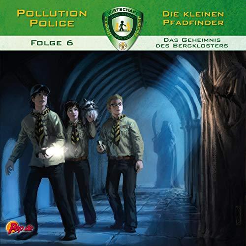 Das Geheimnis des Bergklosters cover art