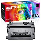 Amstech Compatible Toner Cartridge Replacement for HP 81A CF281A 81X M604 M605 HP Laserjet Enterprise MFP M604 M605 M630 M630h M606 M630z M604n M604dn M605n M605dn CF281X Ink Printer (Black, 1-Pack)