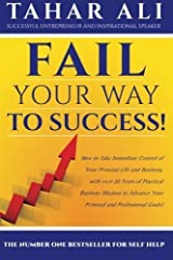 Fail Your Way to Success by Tahar Ali (2015-08-05) Paperback