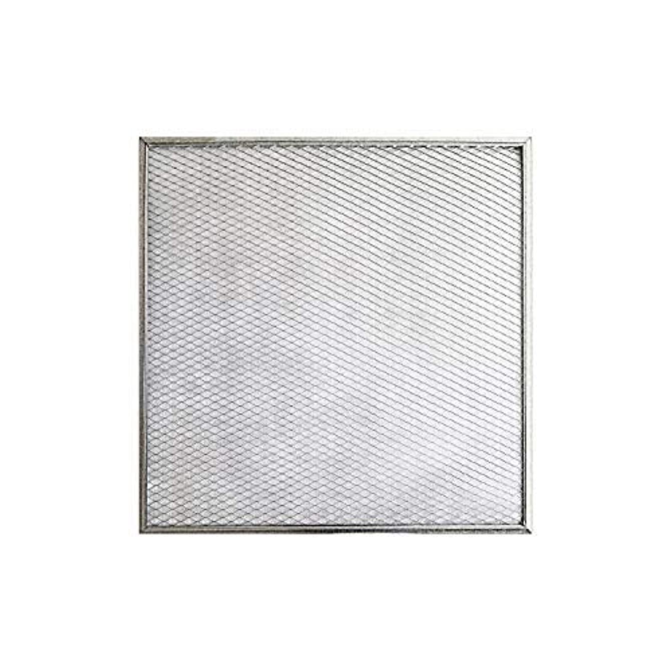 12x36x1 Lifetime Air Filter - Electrostatic Washable Permanent A/C Silver Steel Frame 65% more efficiency