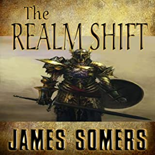 The Realm Shift audiobook cover art