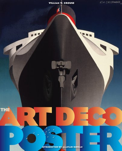Price comparison product image The Art Deco Posters: Rare and Iconic