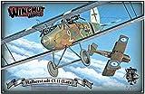 ウィングナットウィングス 1/32 第一次世界大戦 ドイツ ハルバーシュタット Cl.2 後期型 プラモデル WNG32062